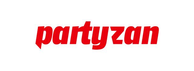 Partyzan  recording studio redizajnirani logo (pozitiv)
